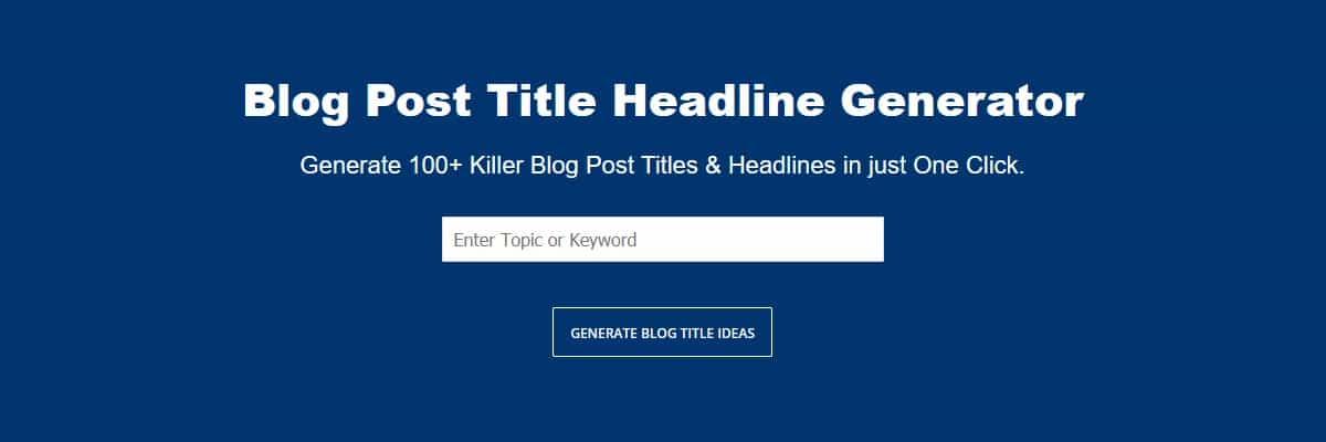 blog topic generator fatjoe