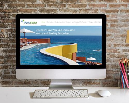 healthcare wellness web design