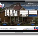 Door & Window Company Web Design