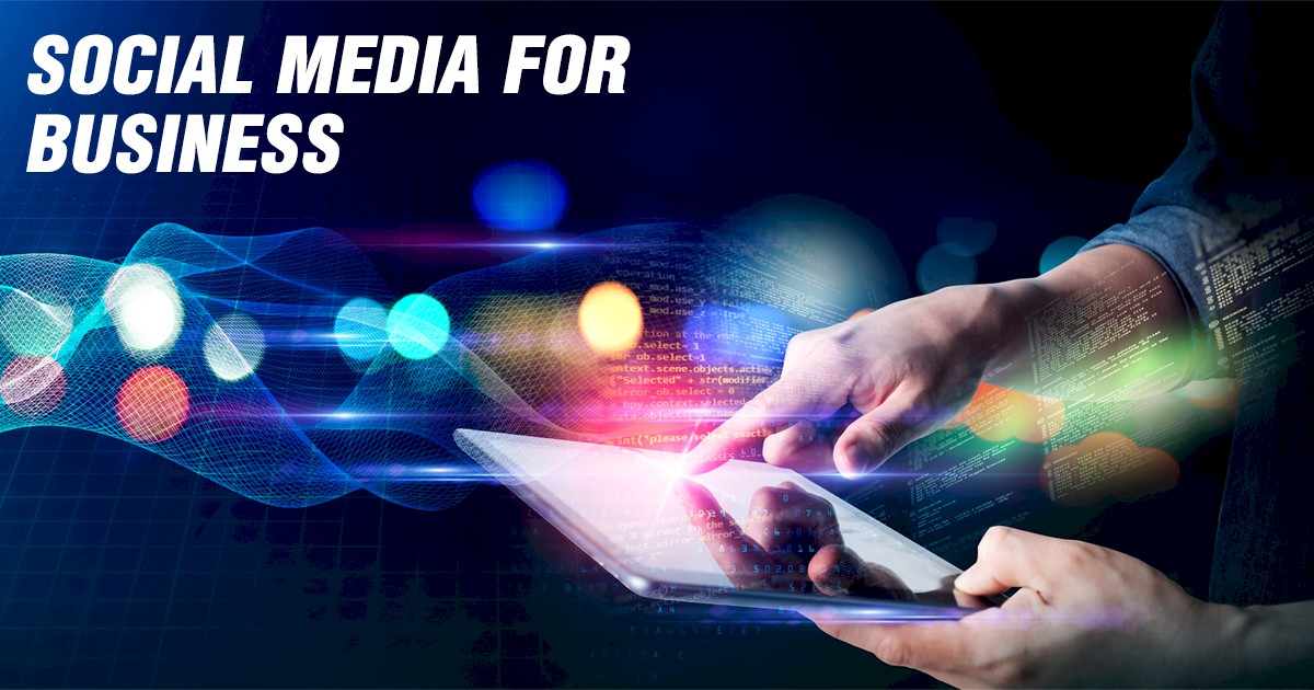 why does social media matter for business
