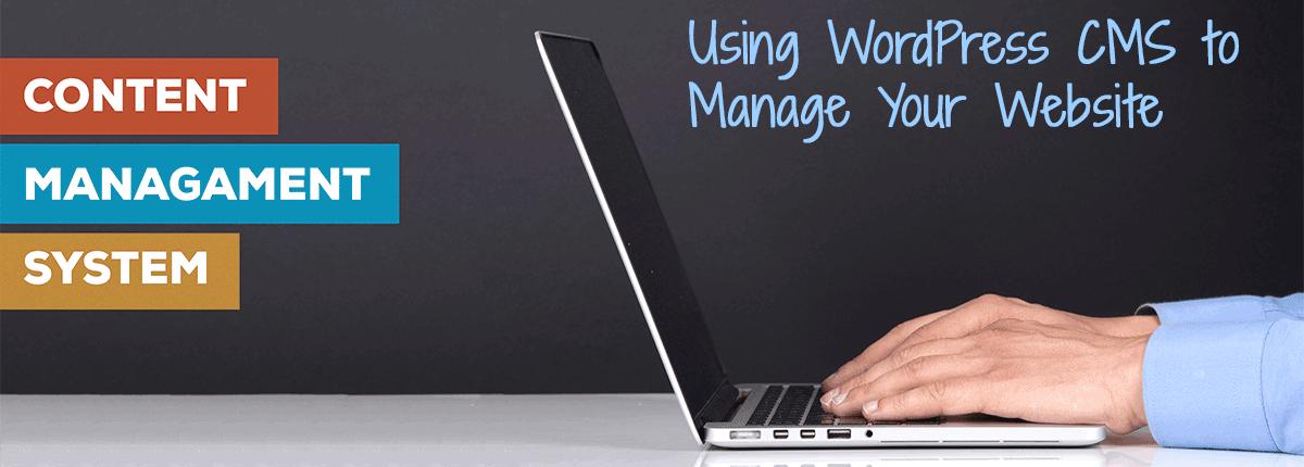 wordpress content management system services