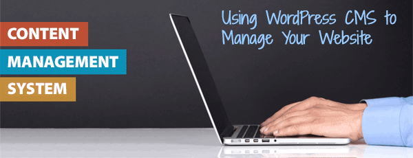 wordpress content management system services